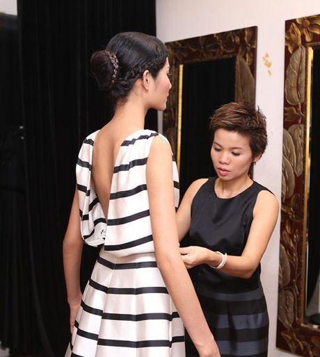 Giai ma nhung 'an so' dep, tai nang cua Vietnam International Fashion Week F/W 2016 - Anh 3