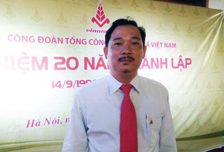 Cong doan Vinataba: Can doi loi ich cua nguoi su dung lao dong va nguoi lao dong - Anh 1