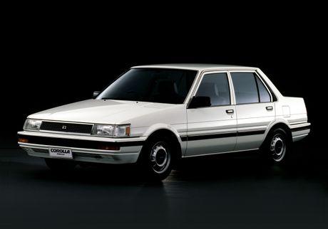 Nhin ngam Toyota Corolla truong thanh qua 11 the he - Anh 13
