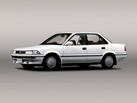 Nhin ngam Toyota Corolla truong thanh qua 11 the he - Anh 15