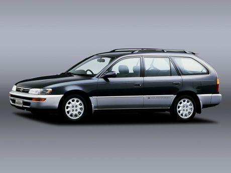 Nhin ngam Toyota Corolla truong thanh qua 11 the he - Anh 19
