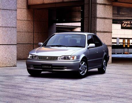 Nhin ngam Toyota Corolla truong thanh qua 11 the he - Anh 21