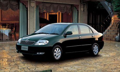Nhin ngam Toyota Corolla truong thanh qua 11 the he - Anh 22