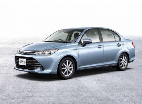 Nhin ngam Toyota Corolla truong thanh qua 11 the he - Anh 26