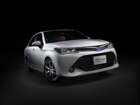 Nhin ngam Toyota Corolla truong thanh qua 11 the he - Anh 28