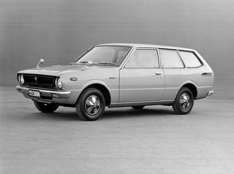 Nhin ngam Toyota Corolla truong thanh qua 11 the he - Anh 8