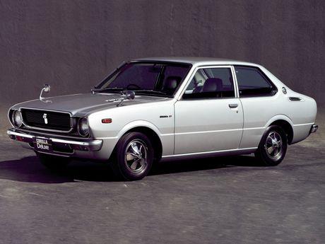 Nhin ngam Toyota Corolla truong thanh qua 11 the he - Anh 9