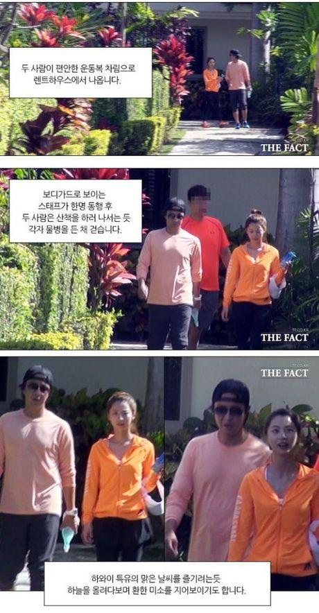 Vo tai tu Bae Yong Joon da ha sinh con trai dau long! - Anh 4