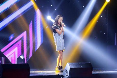Nhung man lot xac thoi trang an tuong nhat cua cac co be The Voice Kids 2016 - Anh 11