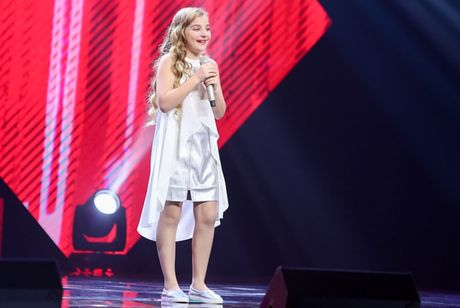 Nhung man lot xac thoi trang an tuong nhat cua cac co be The Voice Kids 2016 - Anh 13