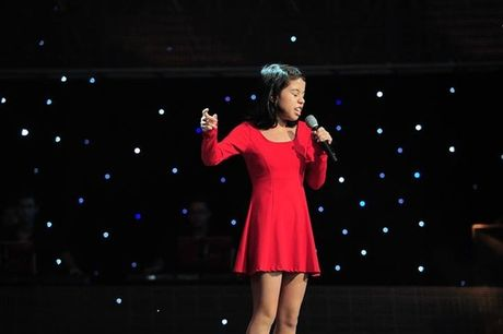 Nhung man lot xac thoi trang an tuong nhat cua cac co be The Voice Kids 2016 - Anh 15