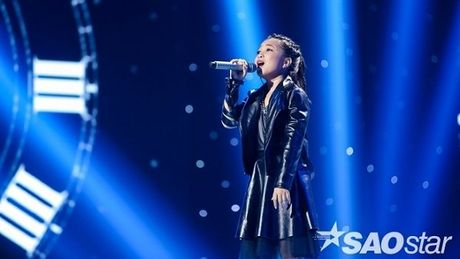 Nhung man lot xac thoi trang an tuong nhat cua cac co be The Voice Kids 2016 - Anh 2