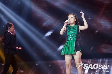 Nhung man lot xac thoi trang an tuong nhat cua cac co be The Voice Kids 2016 - Anh 6