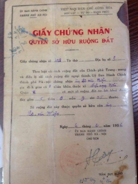 Ha Noi: Chu tich phuong Dich Vong tac trach, gay kho de cho dan? - Anh 2