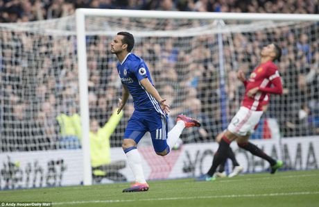 M.U thua 0-4, Mourinho 'an qua dang' ngay ve Stamford Bridge - Anh 2