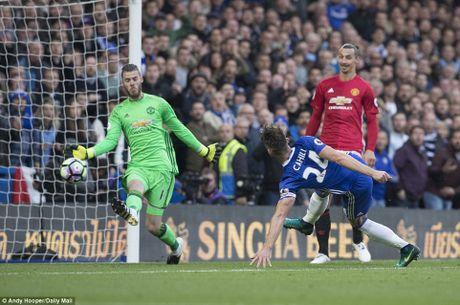 M.U thua 0-4, Mourinho 'an qua dang' ngay ve Stamford Bridge - Anh 3