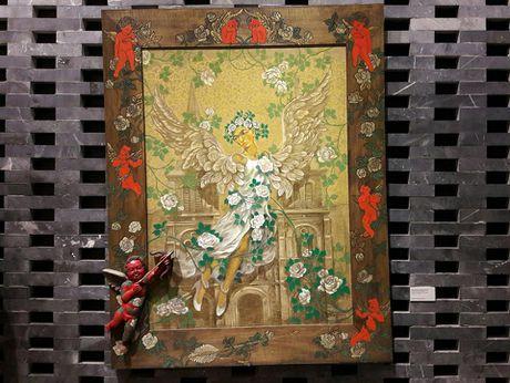 Art in the forest - khong gian nghe thuat hoa quyen voi thien nhien - Anh 6