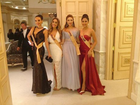 Bi che beo, Hoa hau Iceland bo thi 'Miss Grand International' 2016 - Anh 4