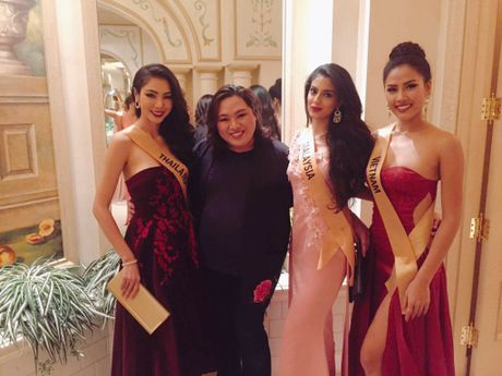 Bi che beo, Hoa hau Iceland bo thi 'Miss Grand International' 2016 - Anh 6