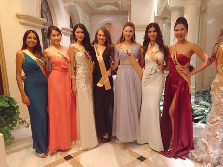 Bi che beo, Hoa hau Iceland bo thi 'Miss Grand International' 2016 - Anh 7