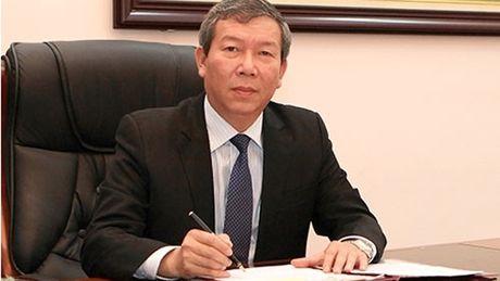 Bi dieu chuyen cong tac, Chu tich HDTV Tong cong ty Duong sat xin tu chuc - Anh 1