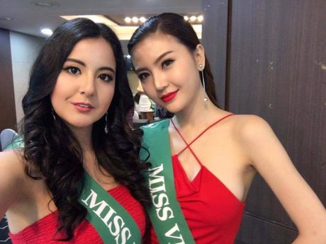 Ngoc Duyen dang quang 'Nu hoang sac dep toan cau' 2016 - Anh 9