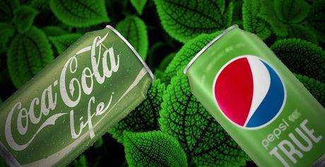 Ke thu cu Coca-Cola va Pepsi 'dat tay nhau' chao hang kieu moi - Anh 1