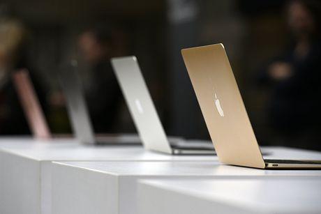 Su kien ngay 27/10 cua Apple se toan ve MacBook moi - Anh 1