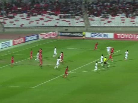 Video chien thang lich su cua U19 Viet Nam truoc U19 Bahrain - Anh 1