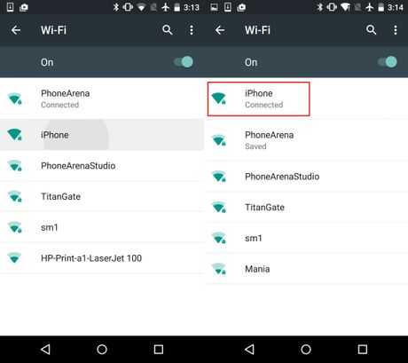 Cach phat Wi-Fi tu iPhone chay iOS 10 - Anh 9