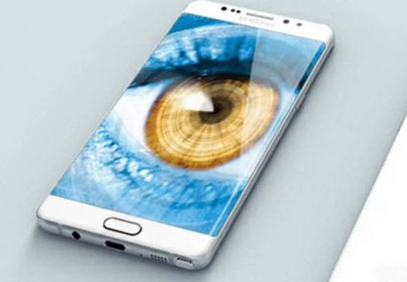 Samsung gian tiep xac nhan: Se van co Galaxy Note 8 - Anh 1