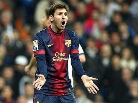 Khi Messi noi cau - Anh 1