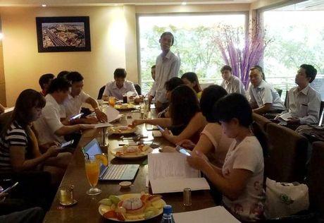 Long Kim Phat cam ket doi lai tien cho khach hang - Anh 1