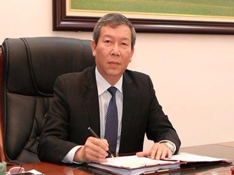 Chu tich Tong Cong ty Duong sat VN xin tu chuc - Anh 2