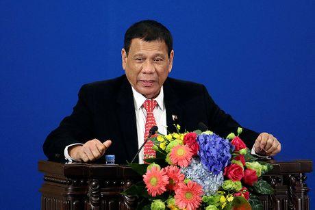 Ong Duterte noi sai tram trong tai Trung Quoc - Anh 3