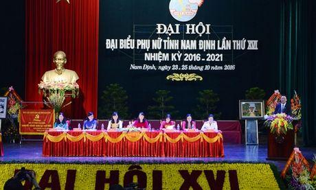 Chu dong tham gia giai quyet nhung van de thiet thuc cua phu nu - Anh 1