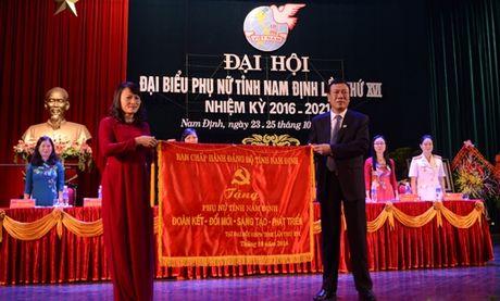 Chu dong tham gia giai quyet nhung van de thiet thuc cua phu nu - Anh 2