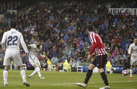 Ronaldo kem duyen, Real nhoc nhan len ngoi dau - Anh 7