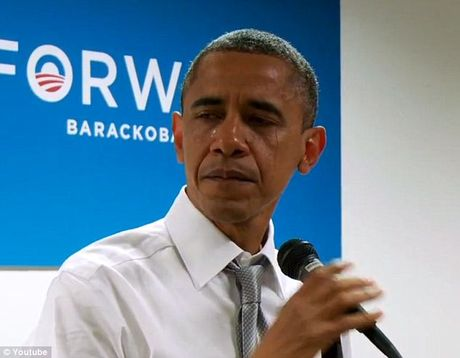Nhung khoanh khac xuc dong cua Obama suot 8 nam qua - Anh 7