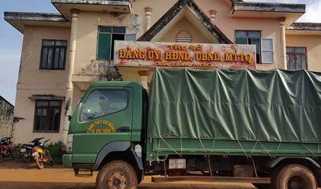 Thu truong Bo Cong an vao hien truong vu xa sung hoa cai - Anh 2