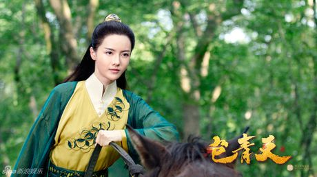 Cong Ton Sach tro thanh nu trong 'Bao Thanh Thien 2016' - Anh 2