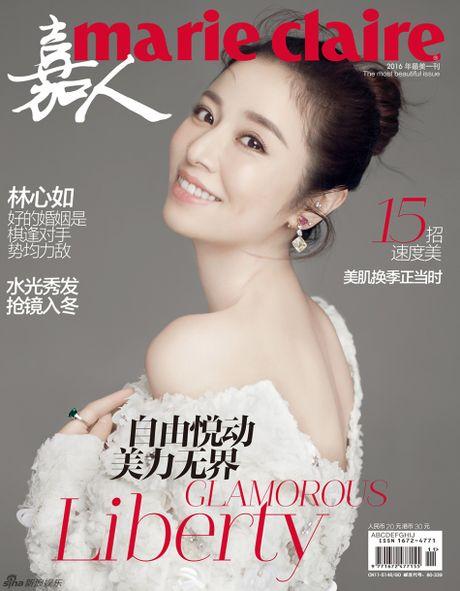 Lam Tam Nhu khac la sau khi photoshop qua da - Anh 7