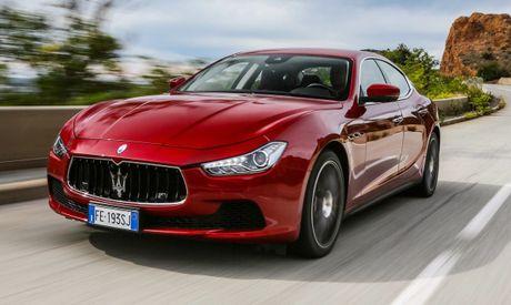 4 cong doan san xuat mot chiec xe sang Maserati - Anh 3