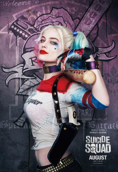 'Harley Quinn' dan dau top my nhan nong bong Australia - Anh 1