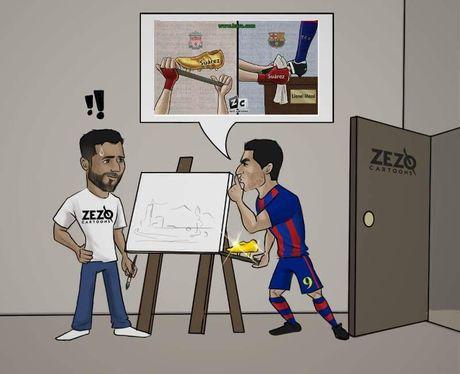 Hi hoa Conte cung Chelsea dap vo xe bus cua Mourinho - Anh 6
