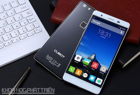 Smartphone 2 mat kinh, RAM 3 GB, gia gan 3 trieu dong - Anh 16
