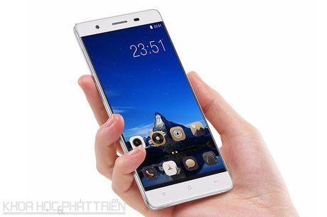 Smartphone 2 mat kinh, RAM 3 GB, gia gan 3 trieu dong - Anh 18