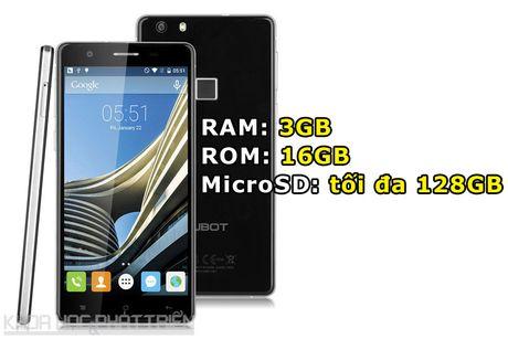 Smartphone 2 mat kinh, RAM 3 GB, gia gan 3 trieu dong - Anh 2