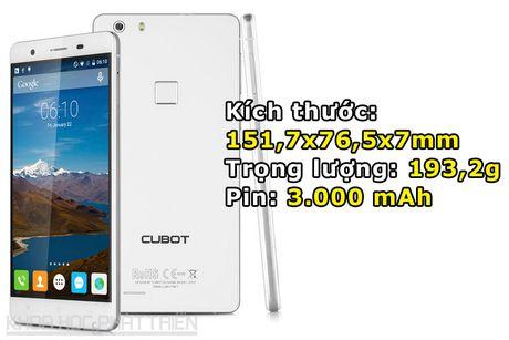 Smartphone 2 mat kinh, RAM 3 GB, gia gan 3 trieu dong - Anh 3