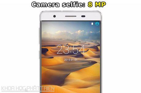 Smartphone 2 mat kinh, RAM 3 GB, gia gan 3 trieu dong - Anh 8